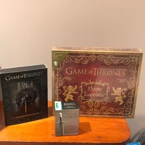 Accessories - Game of Thrones stuff NWT. 🔥SALE🔥